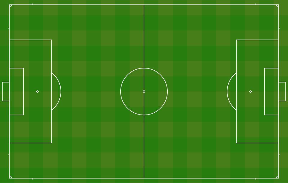 Field Football Pitch · Free vector graphic on Pixabay