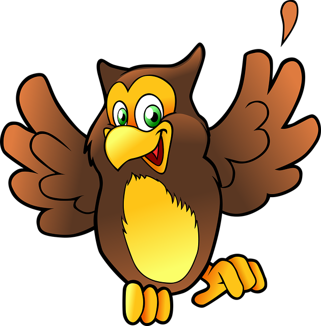 Anthropomorphized Animals Bird · Free vector graphic on ...
