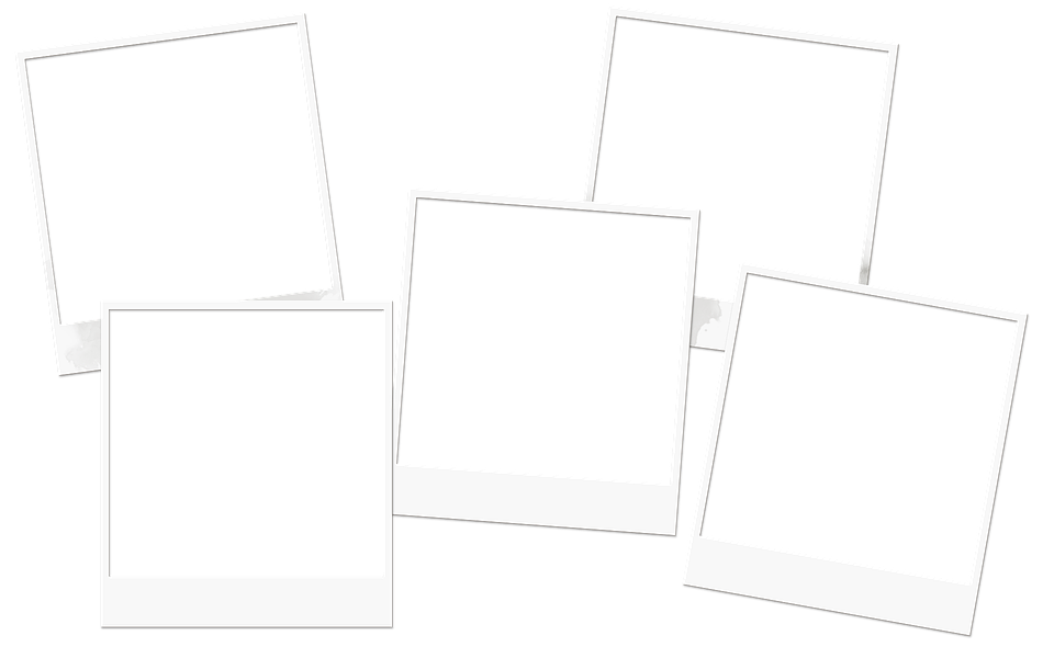 Blank Photo Frames Transparent · Free image on Pixabay