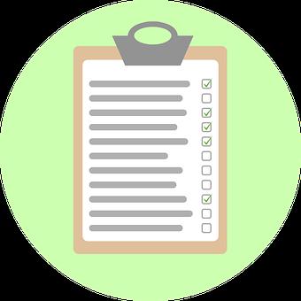 Checklist, Analysis, Check Off, Check