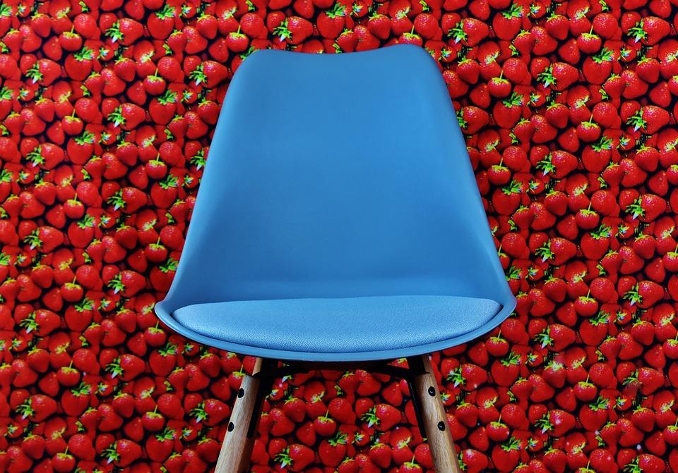 Stuhl Modern Hintergrund Erdbeeren Kostenloses Foto Auf Pixabay