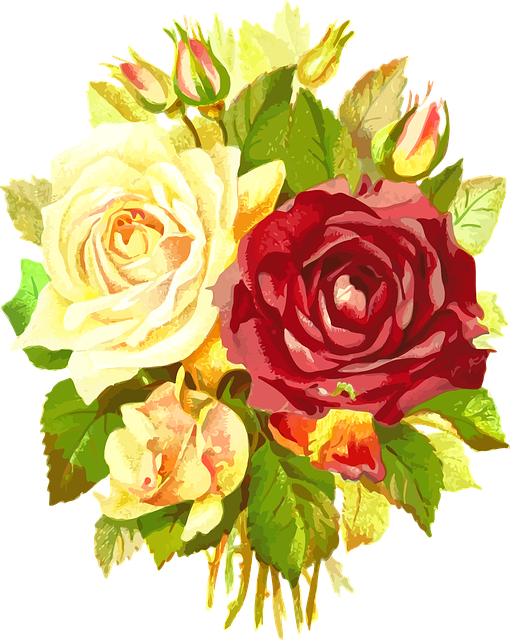 Flora Floral Flower · Free vector graphic on Pixabay