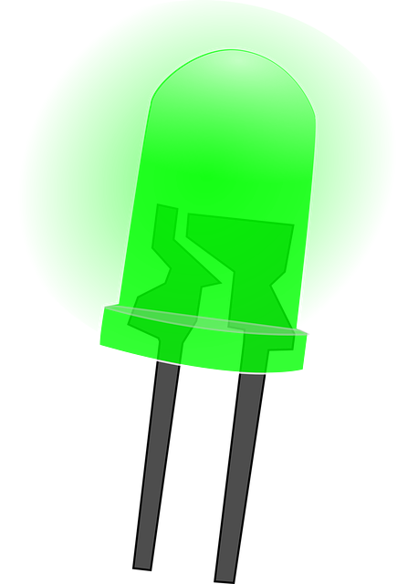 Green Led Lamps · Free vector graphic on Pixabay