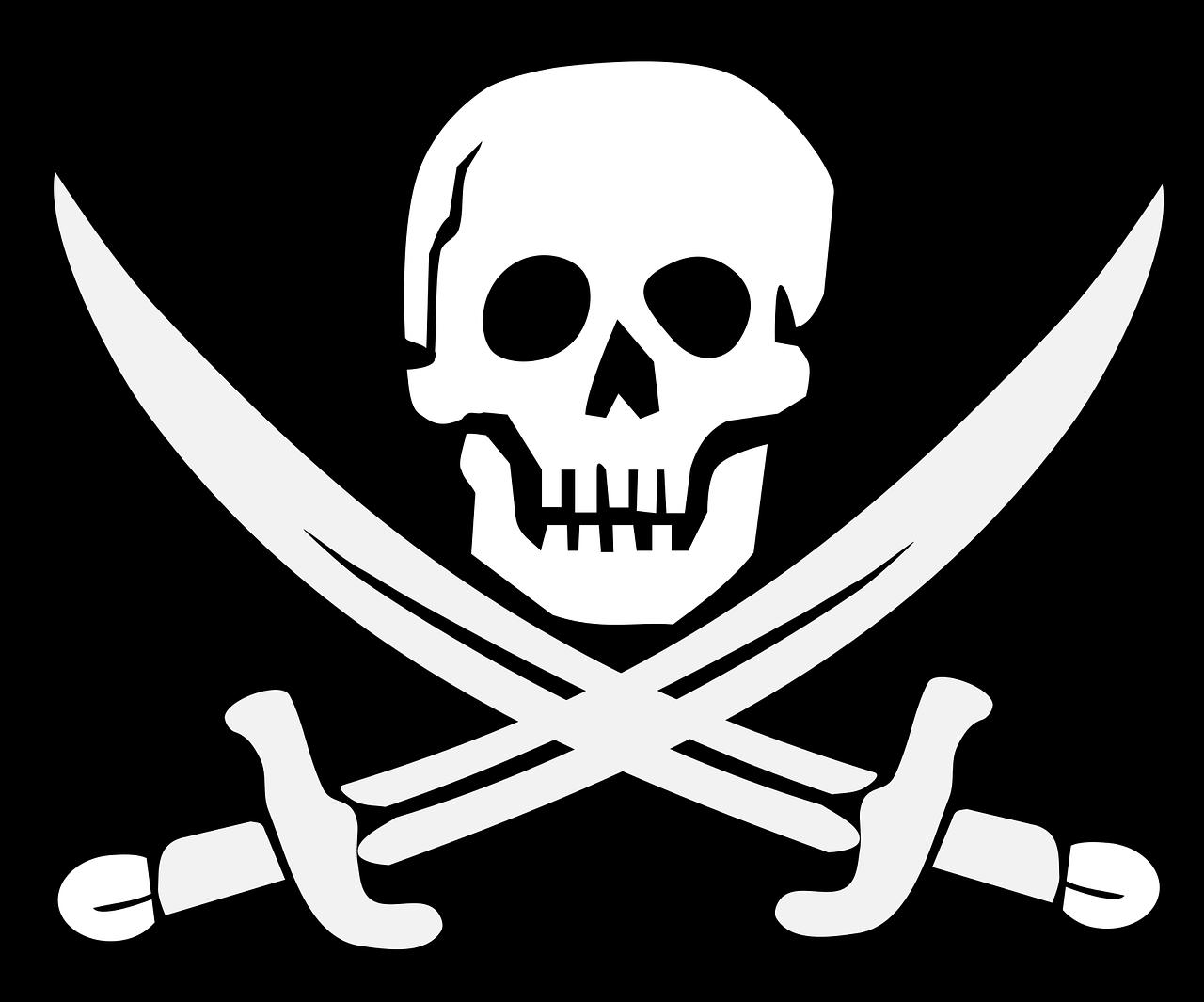 Пиратская символика фото