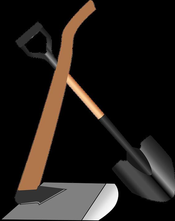 Shovel, Tools, Gardening, Work