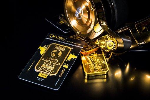 ゴールド, お金, ビジネス, 現金, ファイナンス, 通貨, 金融, 投資
