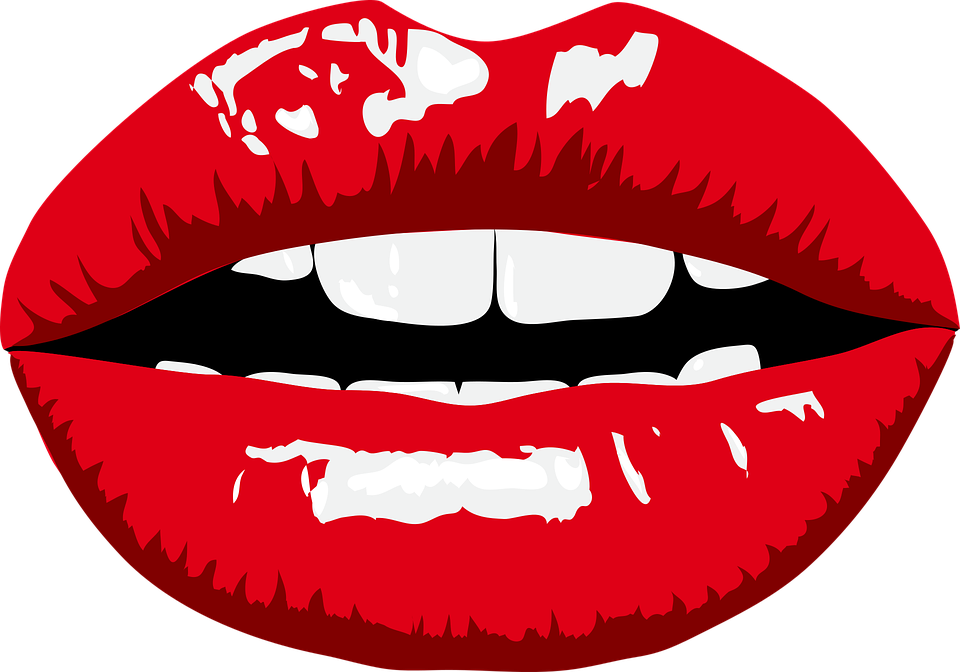 Pop Up Paint Booth >> Lips Lipstick Mouth · Free vector graphic on Pixabay