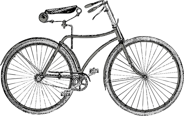 Bicycle Vintage Bike 183 Free Vector Graphic On Pixabay