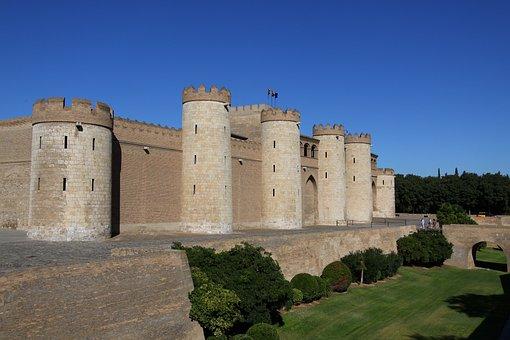 Palacio de Aljería Zaragoza