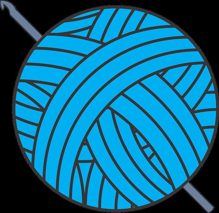 Crochet Hook Free Vector Graphic On Pixabay