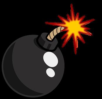 100+ Free Bomb & Explosion Vectors - Pixabay
