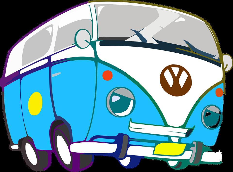 Autobus Kresleny Film Vektorova Grafika Zdarma Na Pixabay