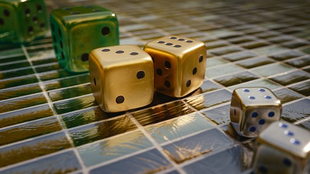 Games, Dice, Die, Play, Gamble, Gambling