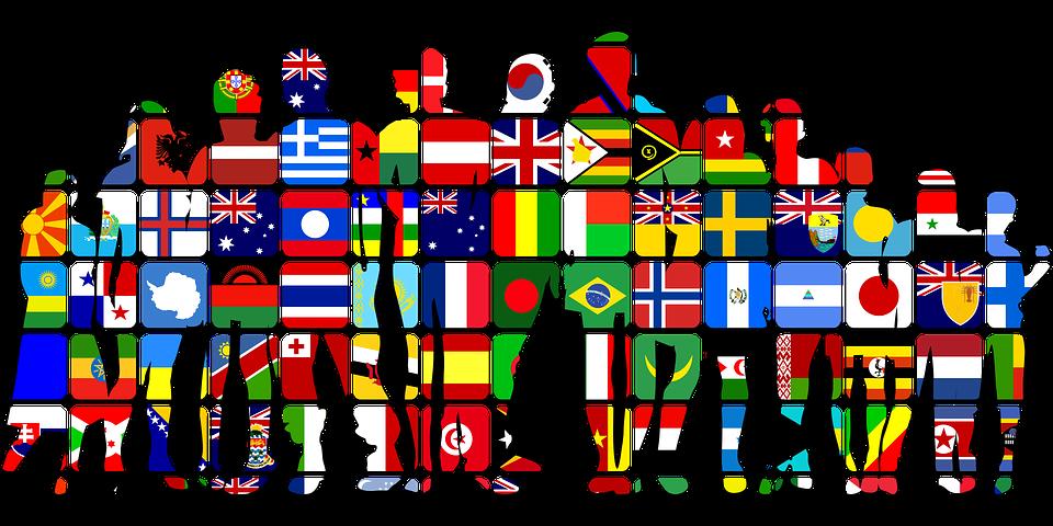 아트, 테두리, 소년, 어린이, 반음계의, 협력, 국가, 아빠, 딸, 선언, 다양성, 지구, 가족