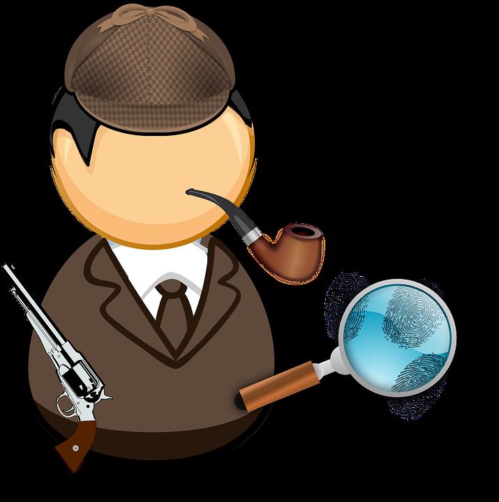 criminal detective