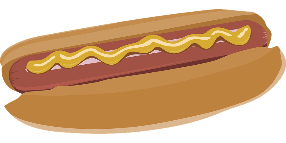 Fast Food, Food, Hot Dog