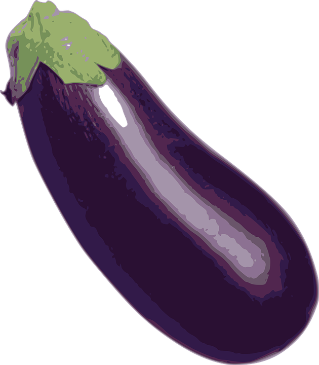 Free vector graphic eggplant vegetable food free for Aubergine cuisine