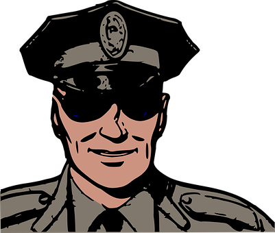 300 Free Police Crime Illustrations Pixabay
