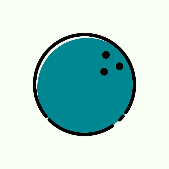 Bowling Pin Ball Free Vector Graphic On Pixabay