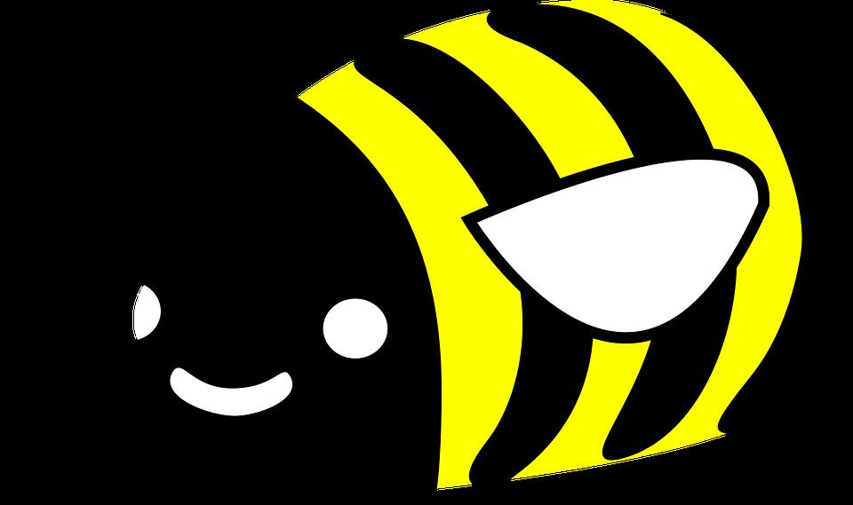 Pszczoła, Bumble Bee, Owadów