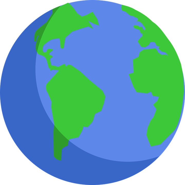 earth globe planets free vector graphic on pixabay rh pixabay com earth vector graphic earth vector images free