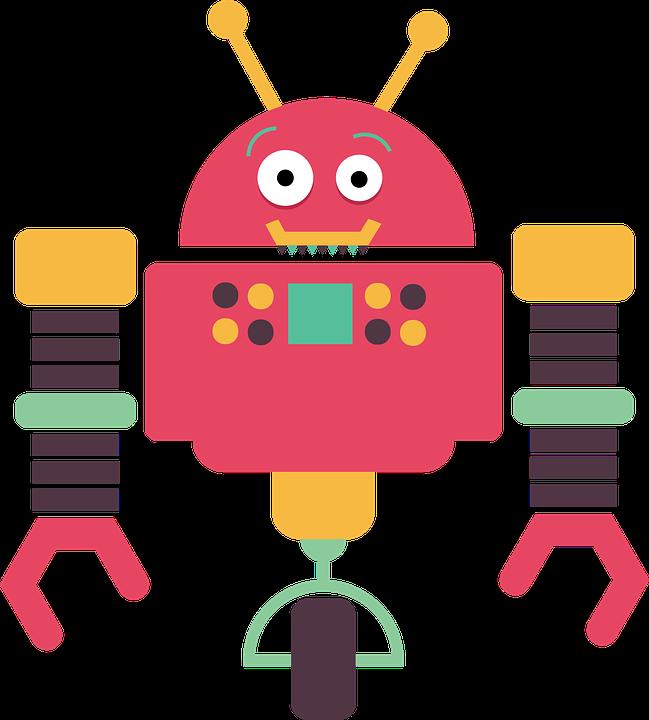 Robot Robotics Technology - Free vector graphic on Pixabay