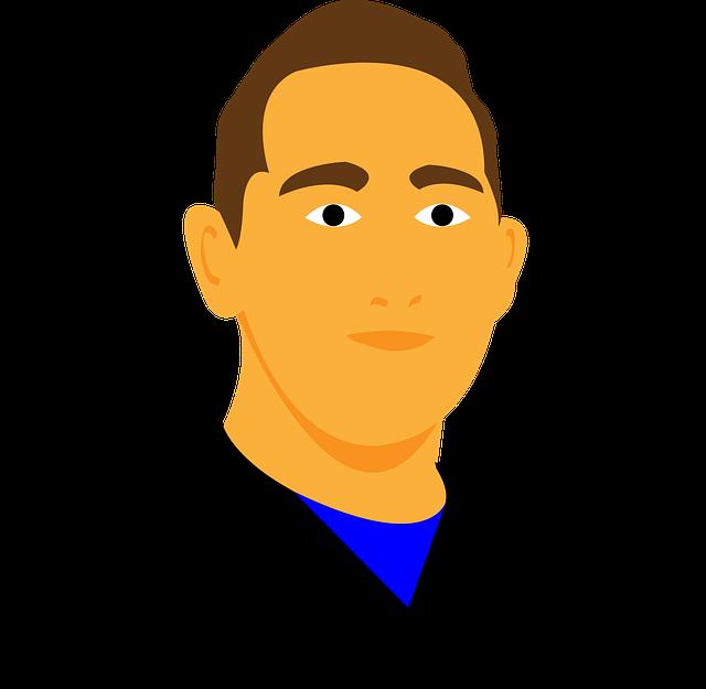 Boy Avatar: Avatar Boy Cartoon · Free Vector Graphic On Pixabay