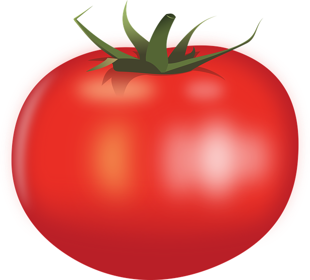 Free Vector Graphic Food Tomato Vegetable Free Image