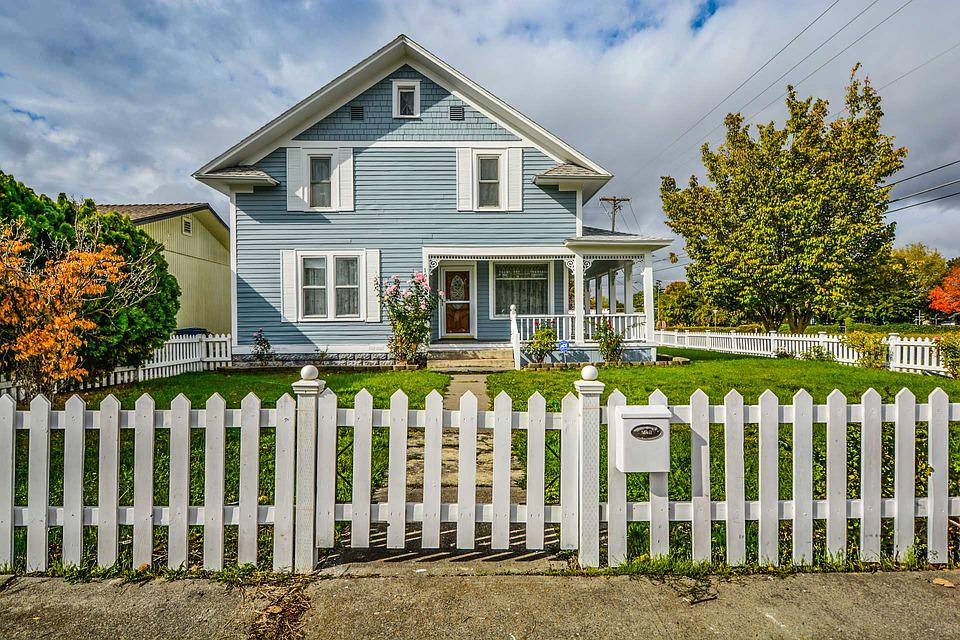Image result for fence home
