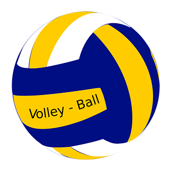 Ball, Female, Volley, Volleyball
