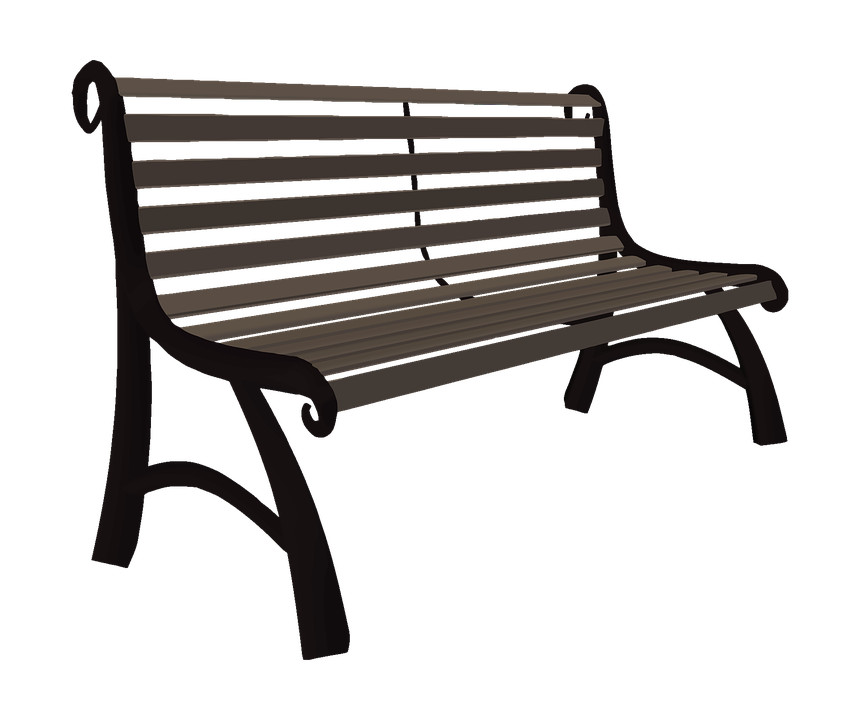 Bench, Furniture, Garden, Park, Seat