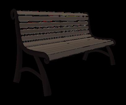 Bench Furniture Garden Park Seat Ben