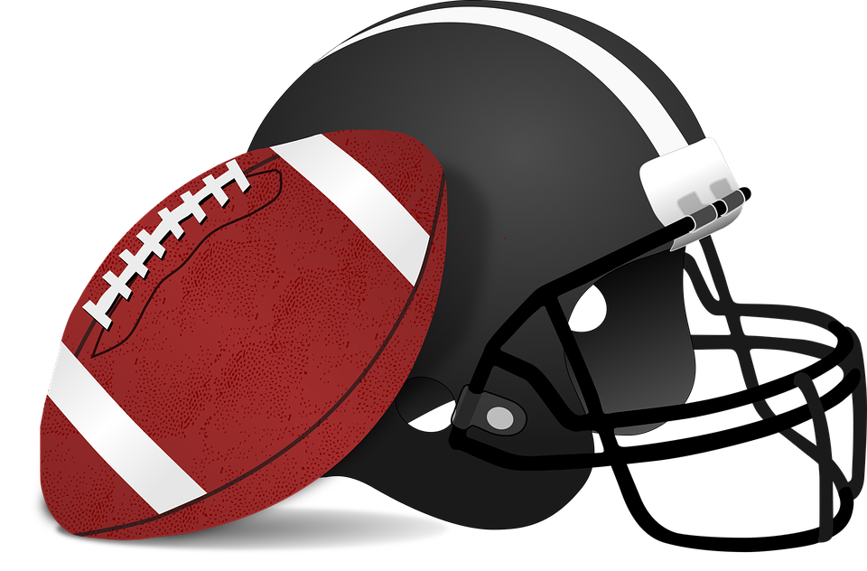 Football, Helmet, Sport