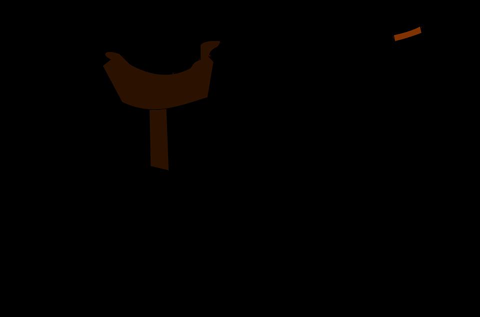 Bandy Legged Bow Legged Cowboy Free Vector Graphic On Pixabay