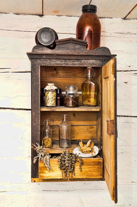 Holz Schrank Gläser · Kostenloses Foto auf Pixabay