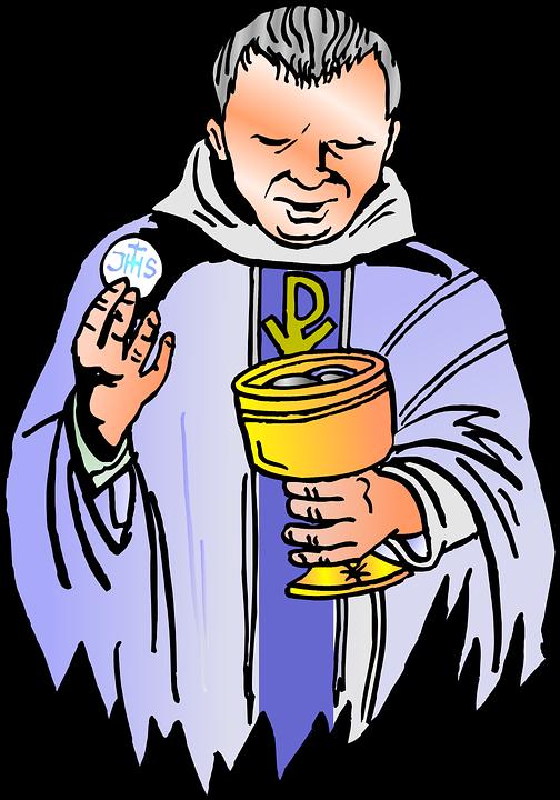 Free vector graphic: Christian, Communion, Eucharist - Free Image ...