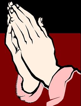Christian Hands Prayer Praying Religi
