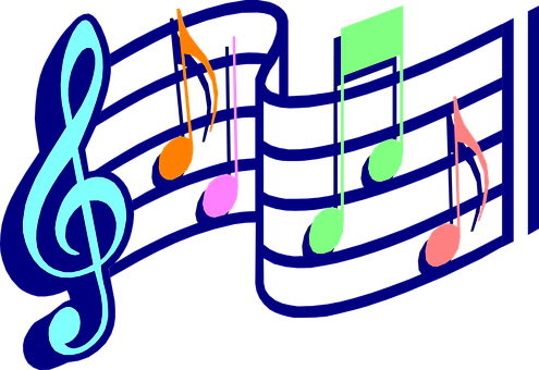 Music Notes Melody Sound Musical Note