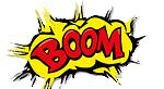 boom, explosion, sound