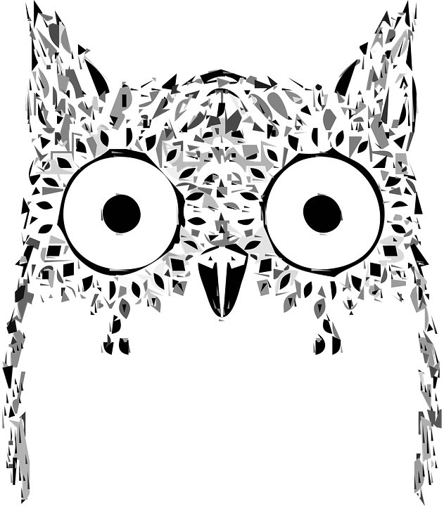 Download 86+ Foto Gambar Burung Hantu Abstrak HD  Gratis