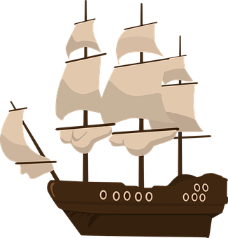 pirate ship images pixabay download free pictures rh pixabay com