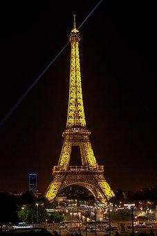 Paris, Tour Eiffel, Lieux D'Intérêt