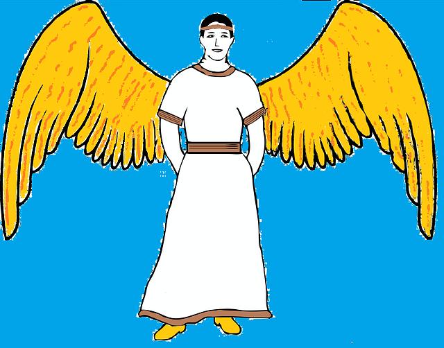 free vector graphic  angel  daedalus  greek mythology - free image on pixabay