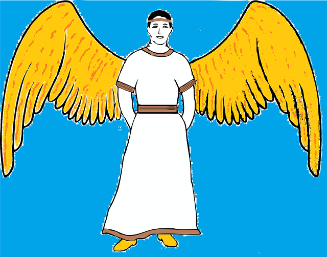 Free Vector Graphic Angel Daedalus Greek Mythology