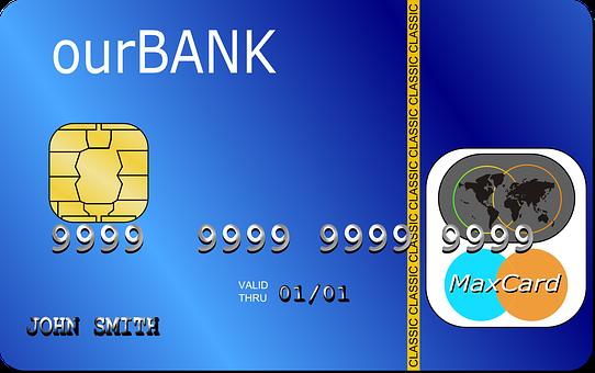 Banco, Bancário, Comprar, Chip, Crédito