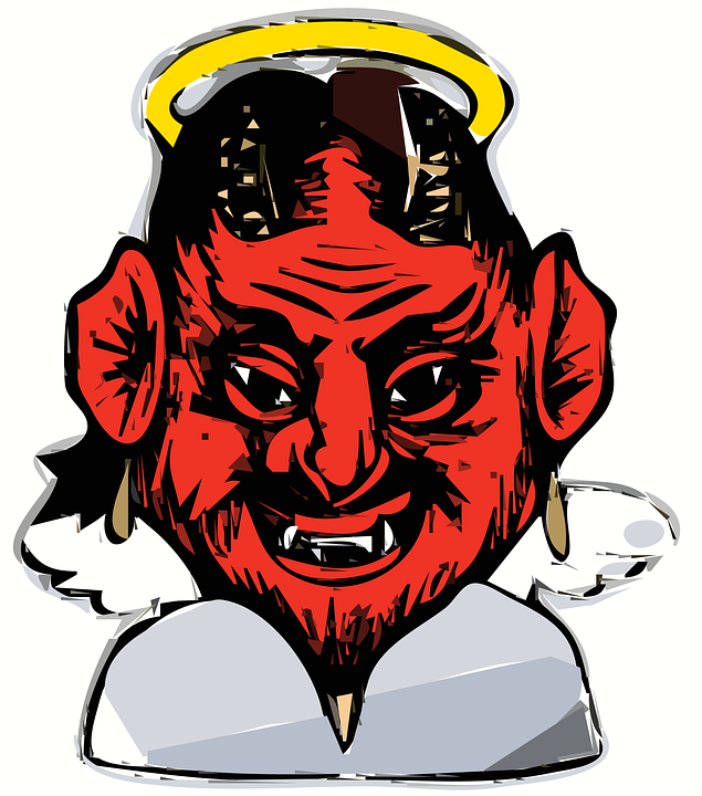 Lucifer Devil: Devil Satan Demon · Free Vector Graphic On Pixabay