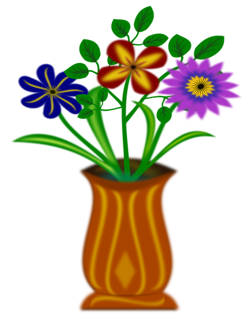 Bouquet Flowers Floral · Free vector graphic on Pixabay