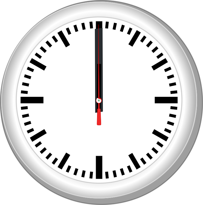 analog clock animated animation free vector graphic on pixabay