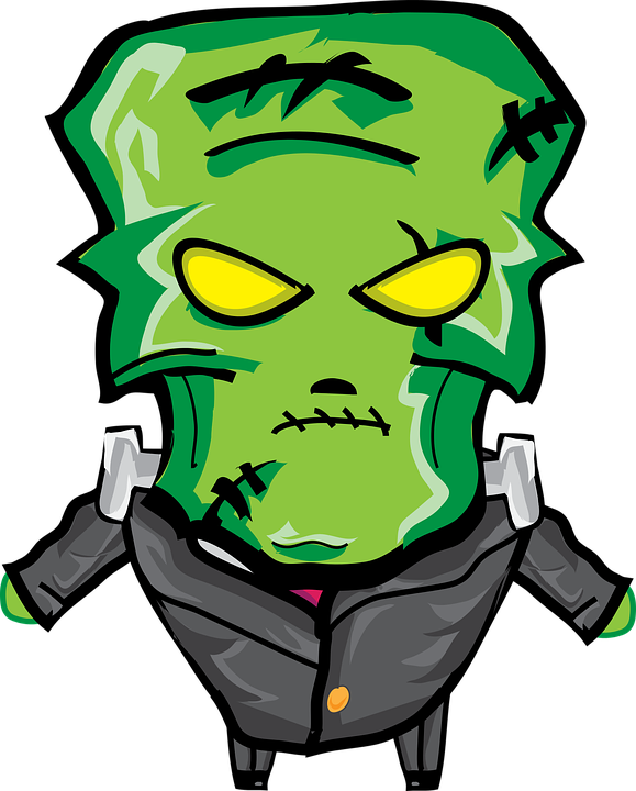 Assets Characters Frankenstein Free Vector Graphic On Pixabay