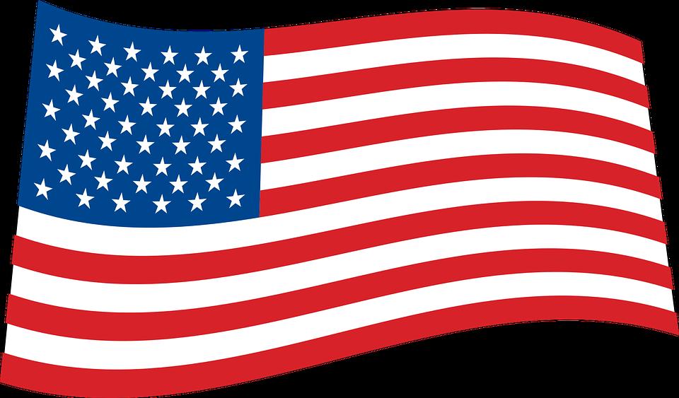 usa flag waving free vector graphic on pixabay rh pixabay com waving flag vector free download waving flag vector icon